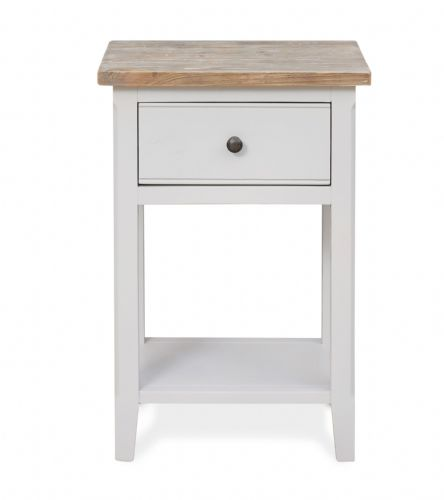 Signature One Drawer Lamp Table